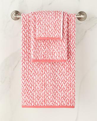 Lauren Ralph Lauren Sanders Antimicrobial Basket Weave Hand Towel