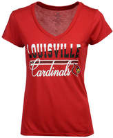 Colosseum Women's Louisville Cardinals PowerPlay T-Shirt