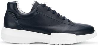 Giorgio Armani low-top runner sneakers