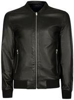 Selected Black Leather Jacket