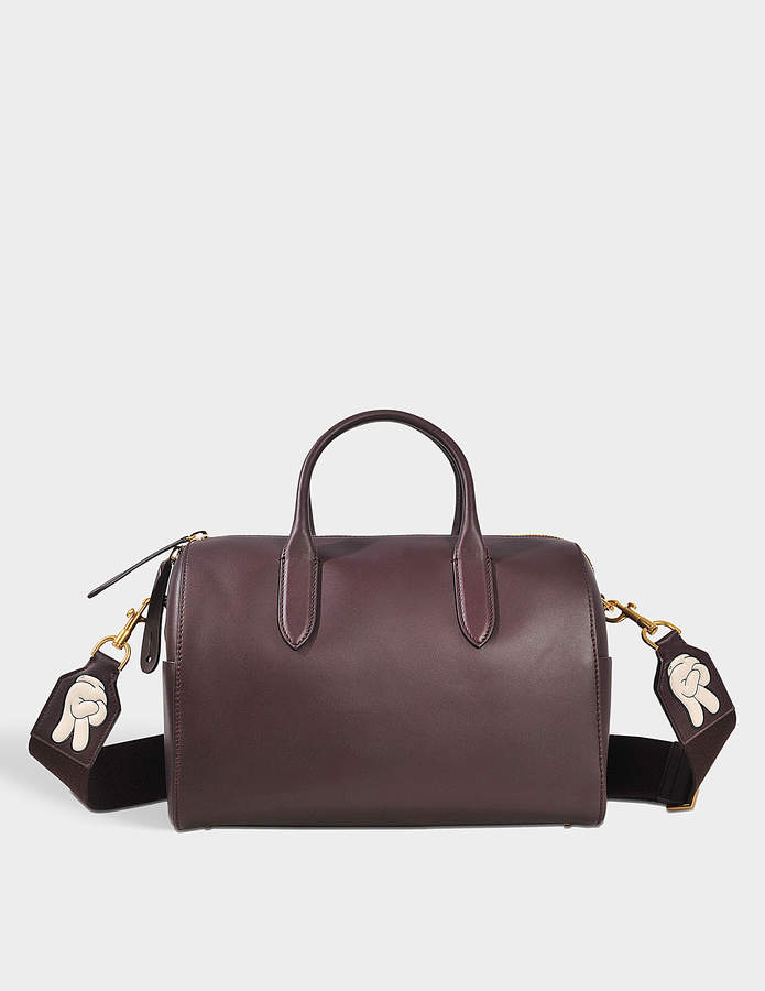 Anya Hindmarch Vere Barrel Victory Bag
