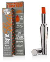 Benefit Cosmetics They're Real Double The Lip - # Flame Game - 1.5g/0.05oz