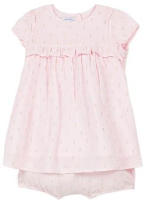 Absorba Baby Girl Dress Peach