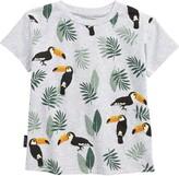 Thumbnail for your product : TINY TRIBE Kids' Toucan Print T-Shirt