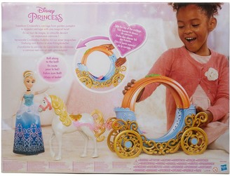 Disney Princess Cinderella's Magical Transforming Carriage
