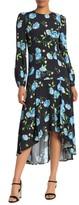 Yumi Kim With The Flow Floral Midi Dress