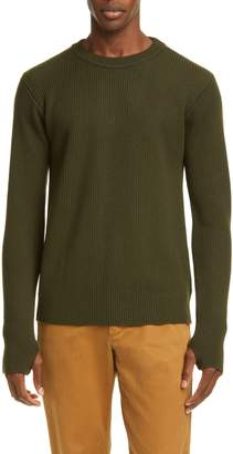 Barena Venezia Corba Wool Crewneck Sweater