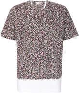 Marni micro camouflage t-shirt