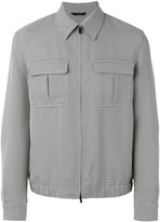Fendi checked jacket