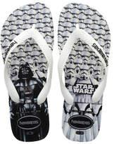 Havaianas Star Wars White/White