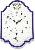 Williams-Sonoma Cornflower Ceramic Clock