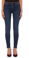J Brand Women's Maria Skinny Jeans-BLUE