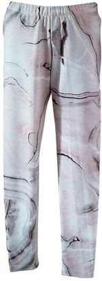 Gaelle Bonheur Multicolour Trousers for Women