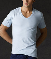 Polo Ralph Lauren Classic-Fit Cotton V-Neck Assorted 3-Pack
