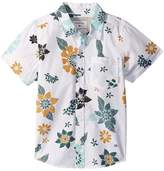 Quiksilver Sunset Floral Short Sleeve Top Boy's Short Sleeve Knit
