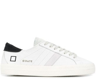 D.A.T.E Low-Top Lace Trainers