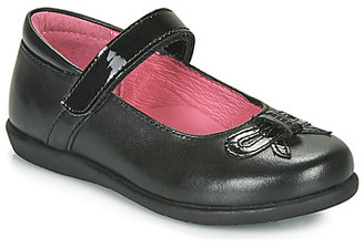GBB NADINE girls's Shoes (Pumps / Ballerinas) in Black