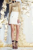 Asilio Mixed Metal Skirt