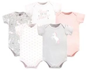 Hudson Baby Girls Bodysuits