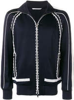 Valentino embroidered track jacket