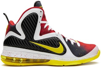 Nike LeBron 9 Championship Pack sneakers