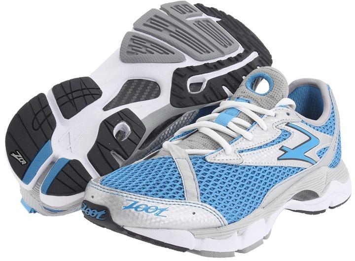 Zoot Sports Ultra Kane 2.0 (Silver/Mediterranean/Sea Foam) - Footwear