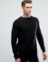 Threadbare Turtle Neck Knit Jumper