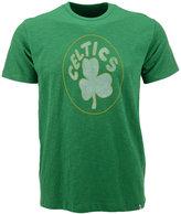 '47 Men's Short-Sleeve Boston Celtics Logo Scrum T-Shirt