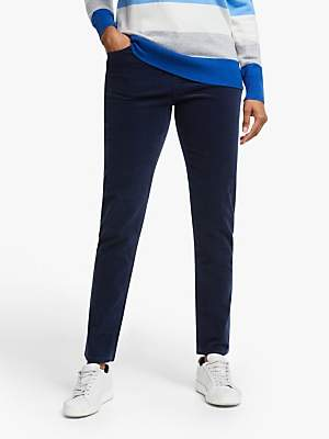 Collection WEEKEND by John Lewis Slim Fit Fine Cord Trousers