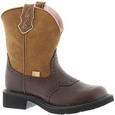 Justin Boots Justin Western Boot Women Gypsy Fashion Round Toe 8 B Café Brown L9625