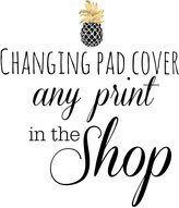 Etsy Changing Pad Cover