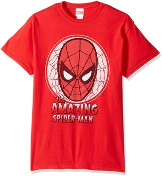 Marvel Men's The Amazing Spiderman T-Shirt