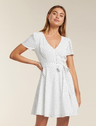 Ever New Bailey Flippy Skater Dress