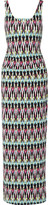 Tart Collections Temperance printed stretch-modal maxi dress
