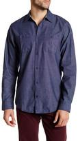 Burnside Tom Long Sleeve Regular Fit Shirt