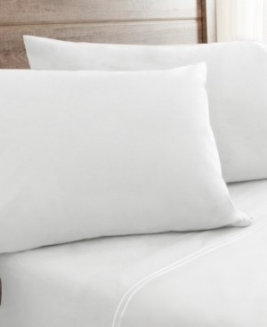 Elite Home Full Soft Washed Percale Sheet Sets Bedding