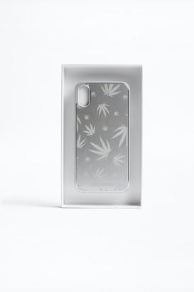 Zadig & Voltaire Met C iPhone X case
