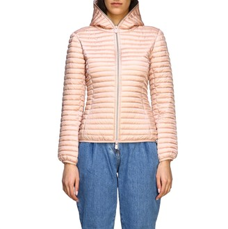 Save The Duck Iris Nylon Jacket With Hood