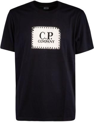 C.P. Company Logo Chest Print T-shirt