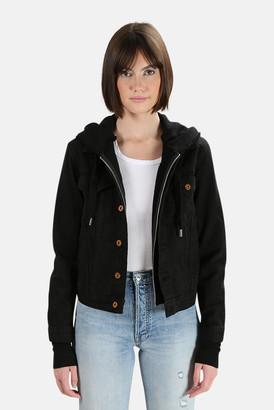 NSF Nala Double Layer Denim Jacket