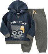 Kids Headquarters 2-Pc. Fleece Hoodie & Pants Set, Baby Boys (0-24 months)
