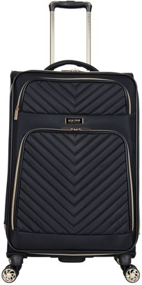 "Kenneth Cole Reaction Chelsea 24"" Checked Luggage"