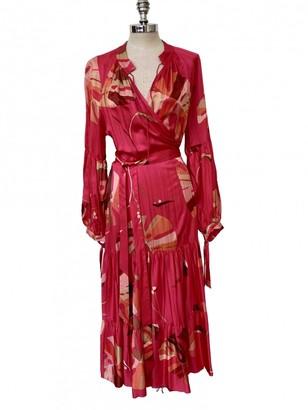MUNTHE Pink Dress for Women