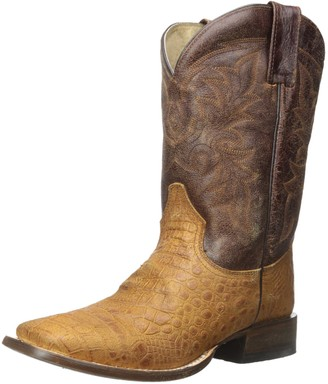Roper Men's Coco Belly Riding Boot