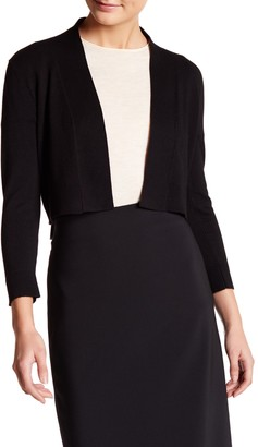 Calvin Klein 3/4 Length Sleeve Knit Shrug