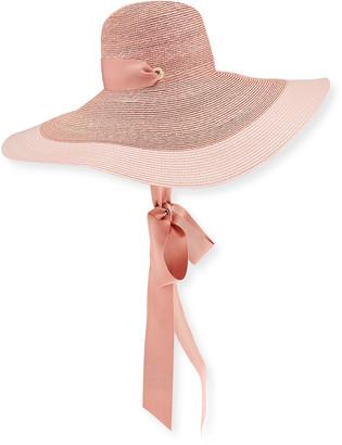 Gigi Burris Millinery Jeannie Straw Large Brim Hat