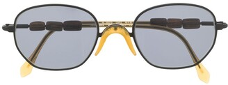 Missoni Pre-Owned 1990s round frame sunglasses
