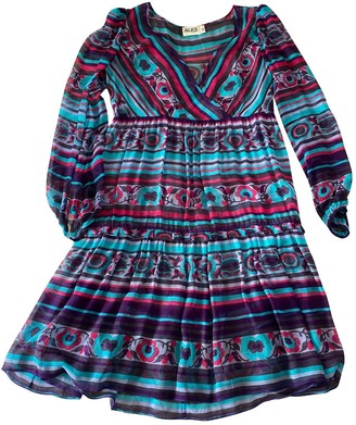 ALICE by Temperley Multicolour Silk Dress for Women