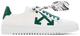 Off-White Green 2.0 Low Top Sneaker