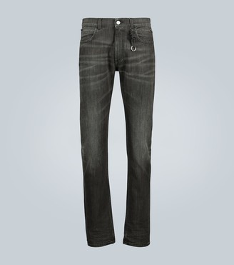 Alyx Slim-fit jeans with buckle